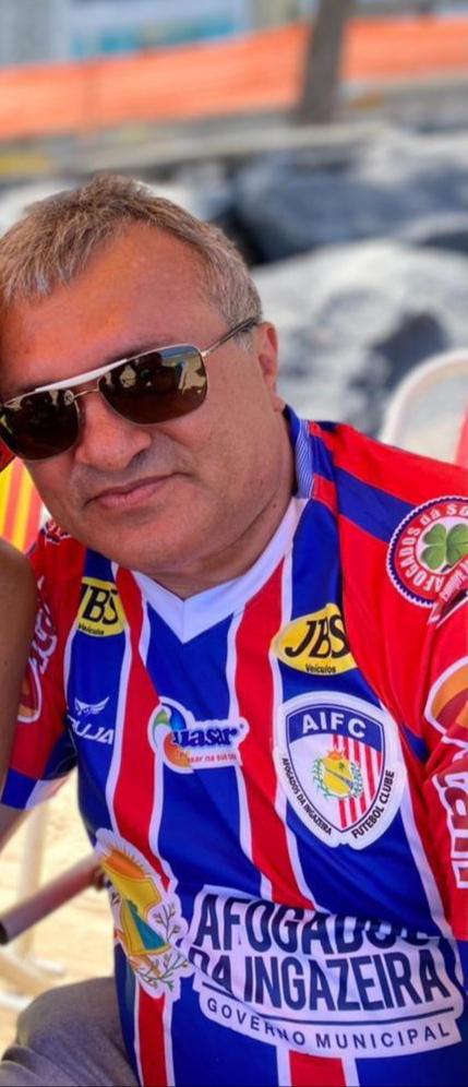 Luciano da Farmácia está se recuperando bem e deverá receber alta esta semana
