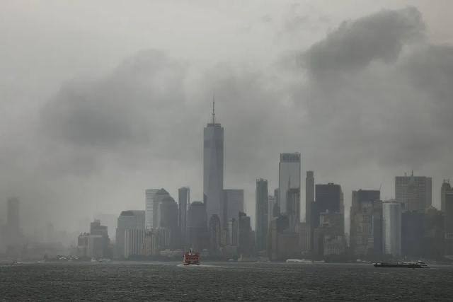 Video | Bill de Blasio declara estado de emergencia en Nueva York por las inundaciones