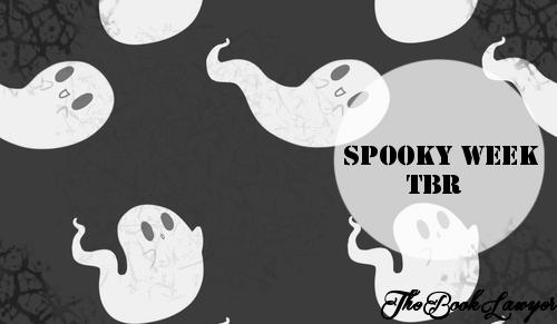 Spooky Week | TBR