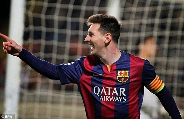 Lionel Messi: Từ cậu bé vô danh tới huyền thoại đương đại