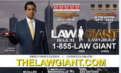 CALL THE BEGUM LAW GROUP