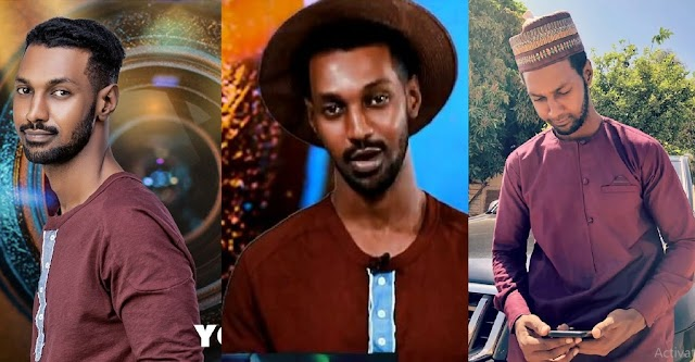 BBNaija 2021: Nigerians Drag Yousef For For Saying 'My Students Are Crushing On Me, Thank God I'm Not A Pedophile'