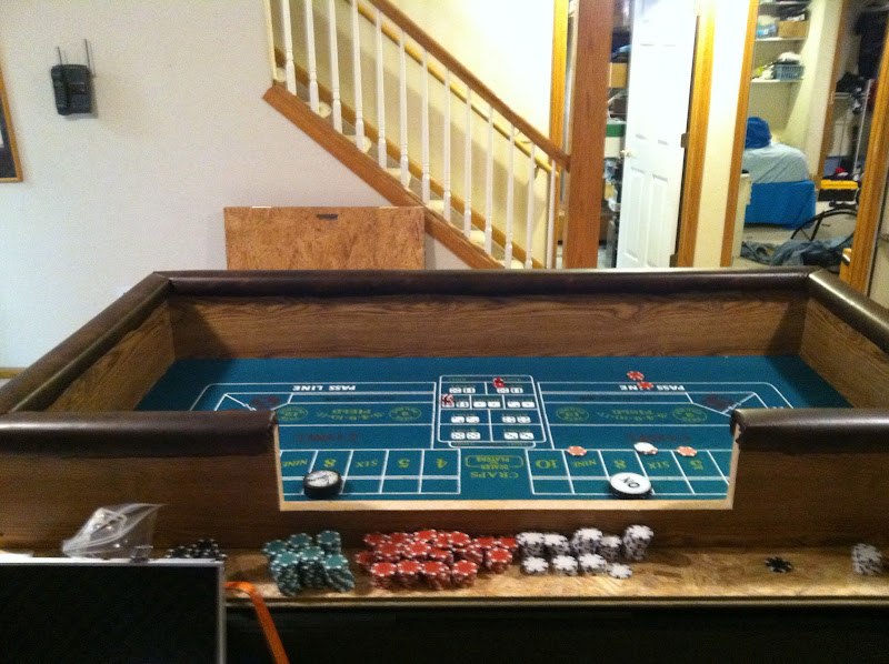 How to play craps at mgm
