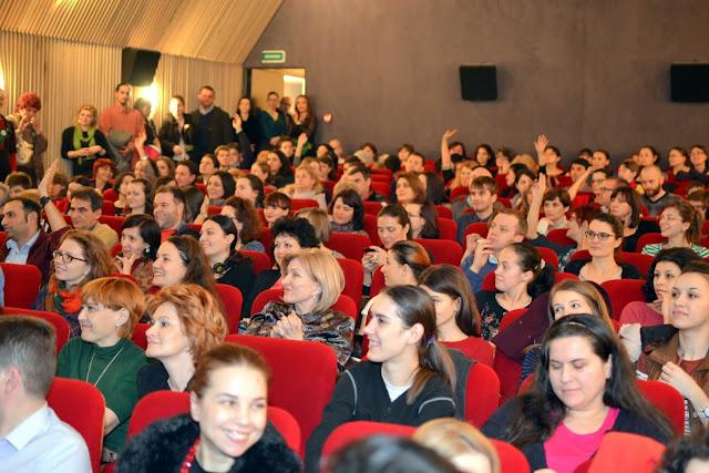 Lansare film documentar Ba se poate 1082