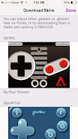 Gameboy Themes iOS
