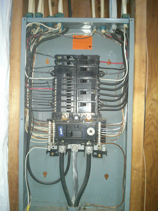 Adding Electrical subpanel?| Off-Topic Discussion forum |