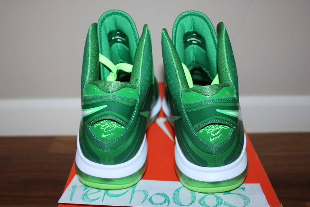 701da848d32 ... Sample Nike LeBron 8 V2 Victory Green amp Electric Green ...