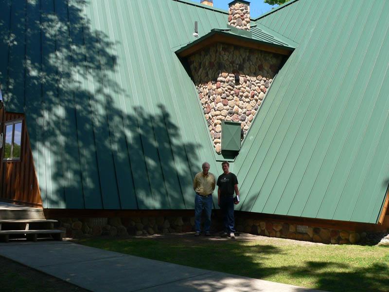 Standing Seam Metal Roofing Dan Perkins Metal Roofing