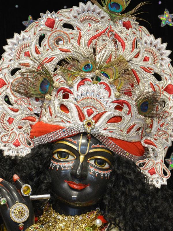 ISKCON Ahmedabad Deity Darshan 23 April 2016 (2)