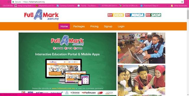 FullAMark.com.my PORTAL PENDIDIKAN SECARA INTERAKTIF BUAT ANAK-ANAK (1)