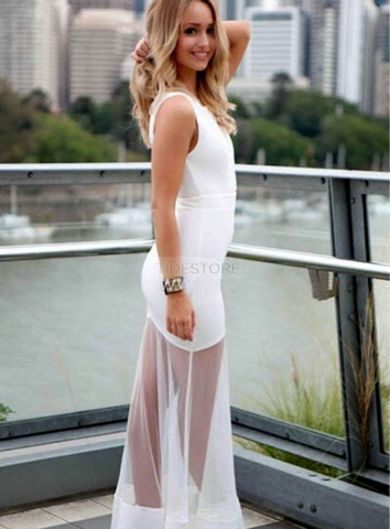 http://www.tidestore.com/product/White-Sheer-Mesh-Hollow-Maxi-Dress-11057034.html