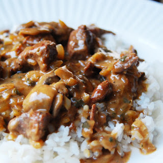 Beef Stroganoff From Scratch Recipe