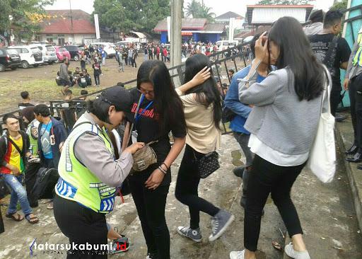 Bila Tidak Tertib, Konser Slank di Sukabumi Dibubarkan