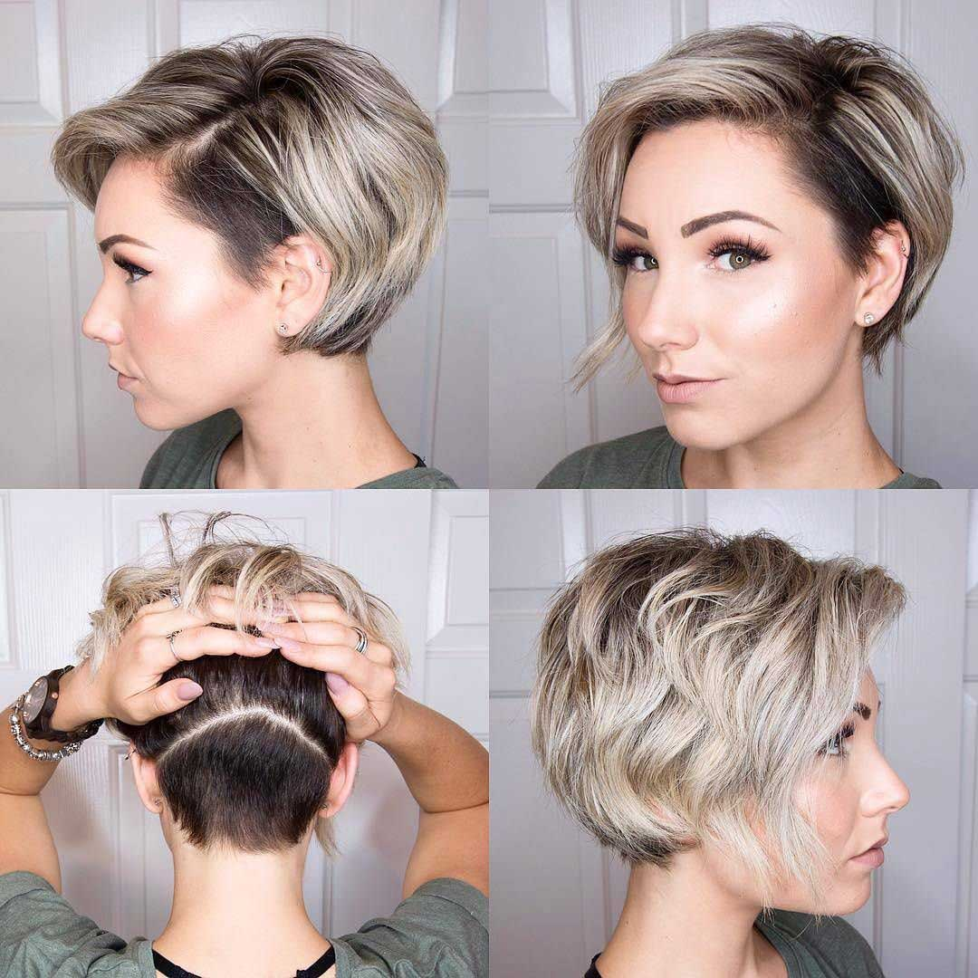 Once they go short, many women never think of growing their locks again. 2019 bob hairstyles