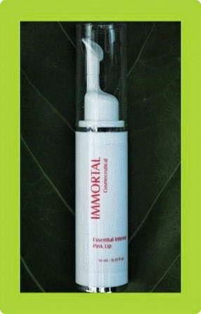 Immortal Essential Intense Pink Lip isi : 10ml. POM NA18121300237 Produk rekomendasi klinik kecantikan/dokter.Perawatan bibir utk memerahkan secara alami ...