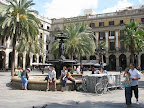 Sprachaufenthalt Barcelona - Plaza Real