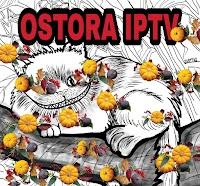 Application OSTORA IPTV pour regarder les chaînes par téléphone et par ordinateur avec un puissant serveur IPTV spécial