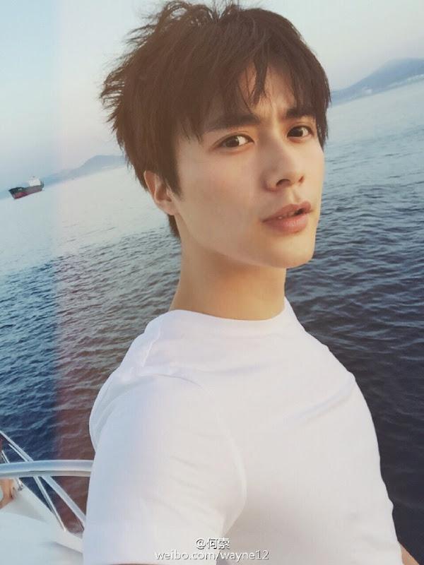 He Suo China Actor