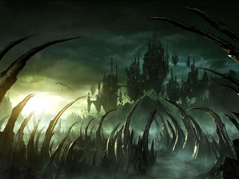 Black Citadel, Magical Landscapes 1