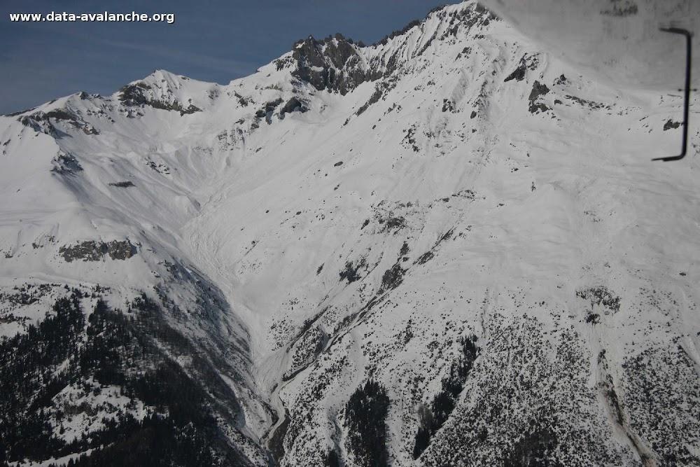 Avalanche Vanoise, secteur Dent Parrachée, Ruisseau de Bonne Nuit - Col des Hauts - Photo 1