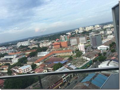 Melaka Raya area