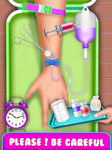 Blood Injection Simulator Checkup Hospital for PC
