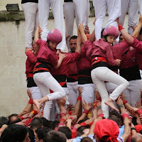 Actuació 20è Aniversari Castellers de Lleida Paeria 11-04-15 - IMG_8926.jpg