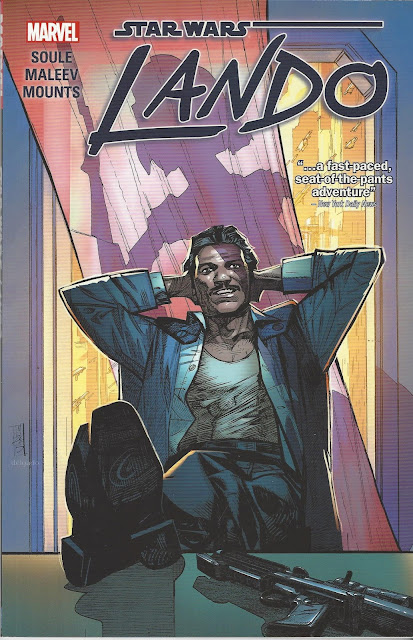 Star Wars: Lando cover