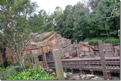 HK Disneyland Resort - Grizzly Gulch
