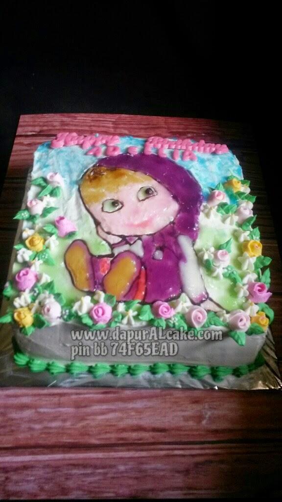 Marsha And The Bear Cake Al Cake