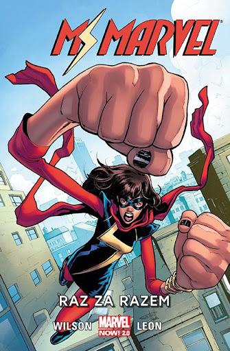 Ms Marvel tom 10 okładka