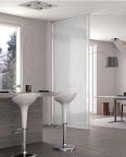 porte scorrevoli tra cucina e soggiorno