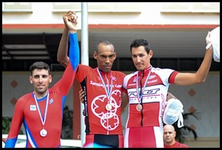 Pedro Portuondo ganó oncena etapa