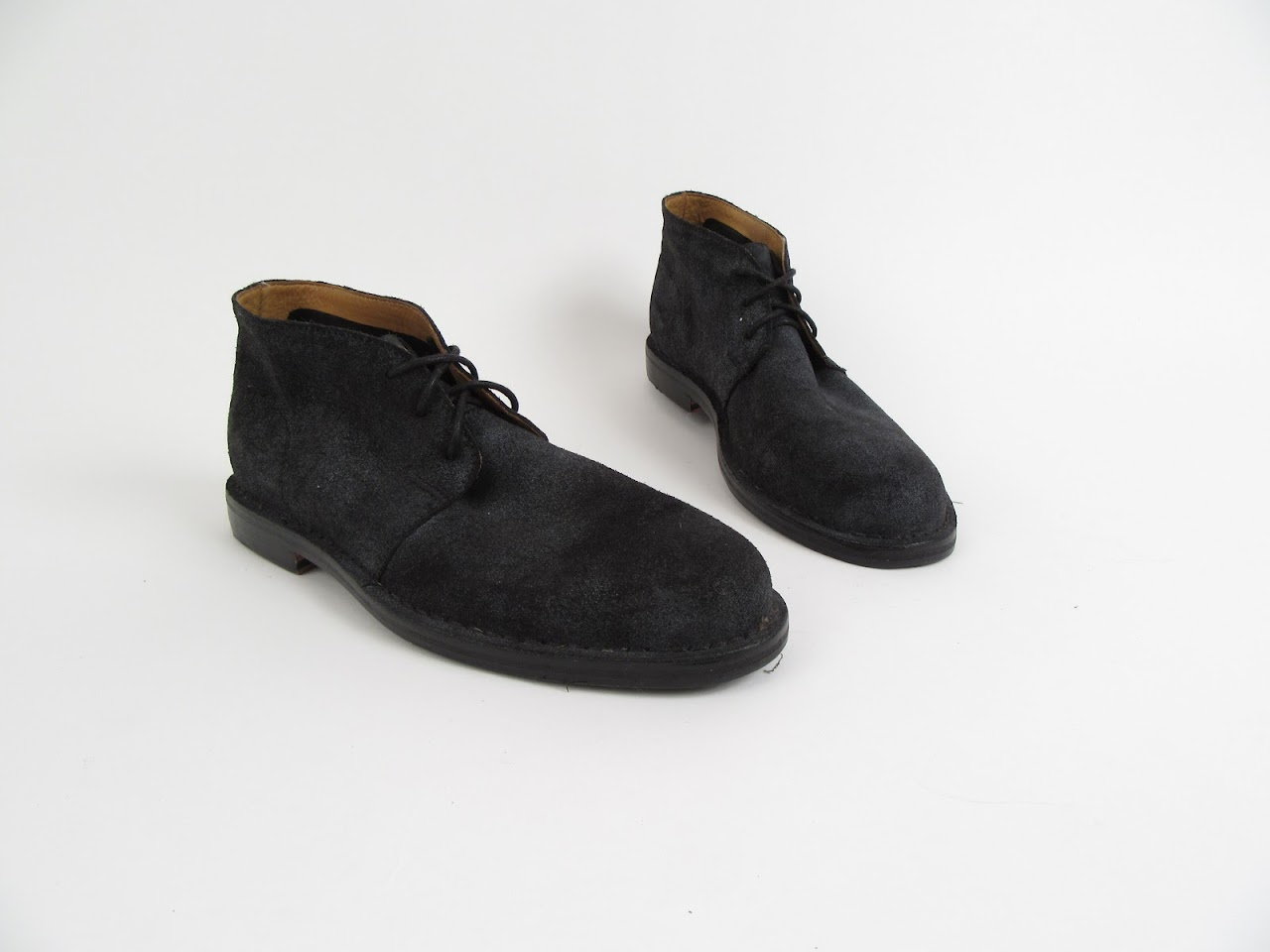 Cole Haan Suede Lace Ups
