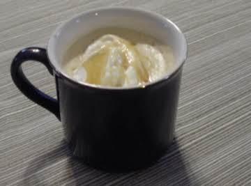 Caramel Pumpkin Latte