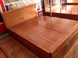 Giường ngủ đẹp MS-122