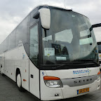 setra van besseling bus 9 (met het nieuwe logo van besseling)