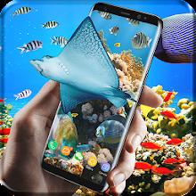 3D Underwater World Live Wallpaper Download on Windows