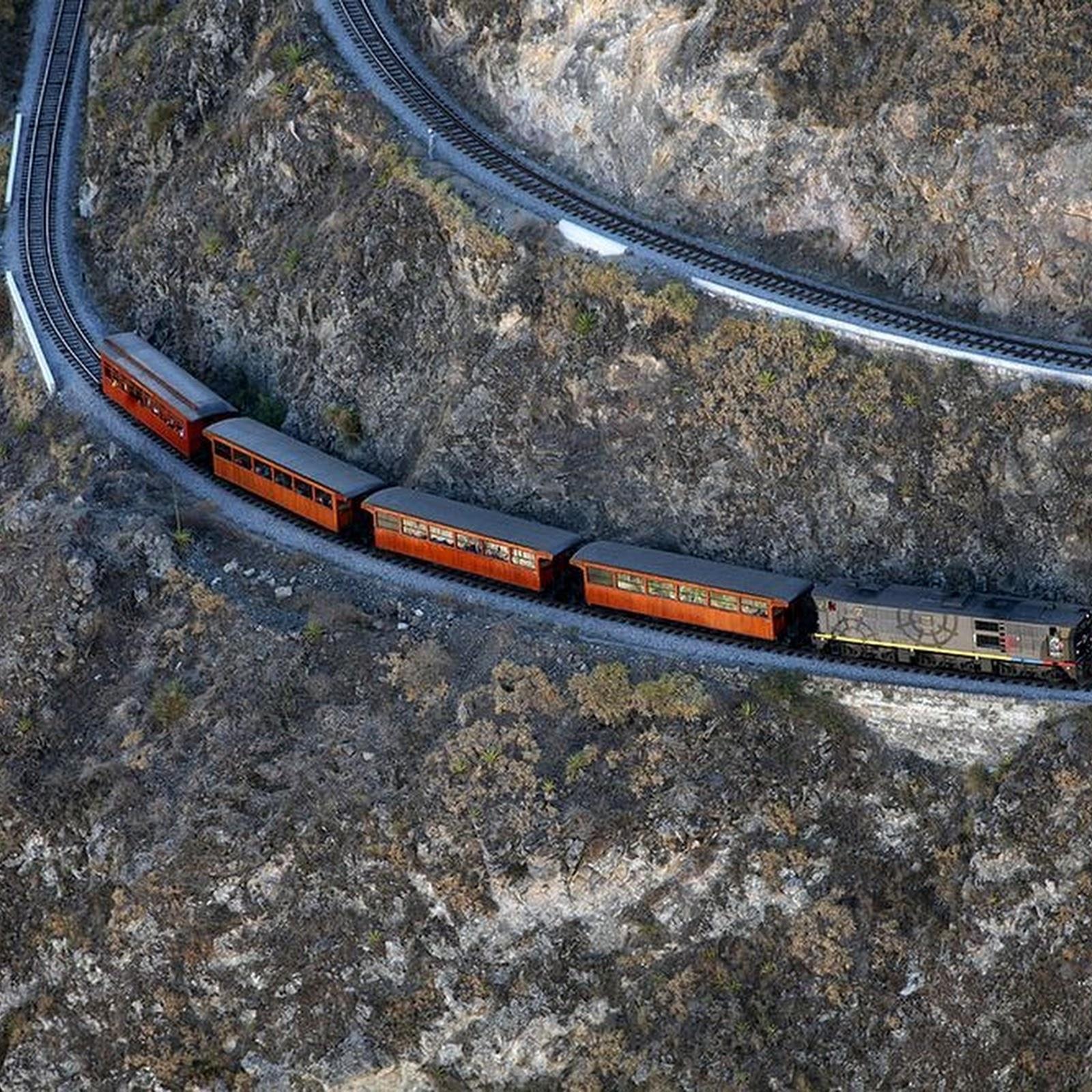The Devil's Nose Railroad