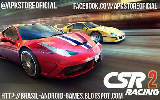 CSR Racing 2 APK OBB Data
