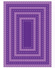 scallop rectangle