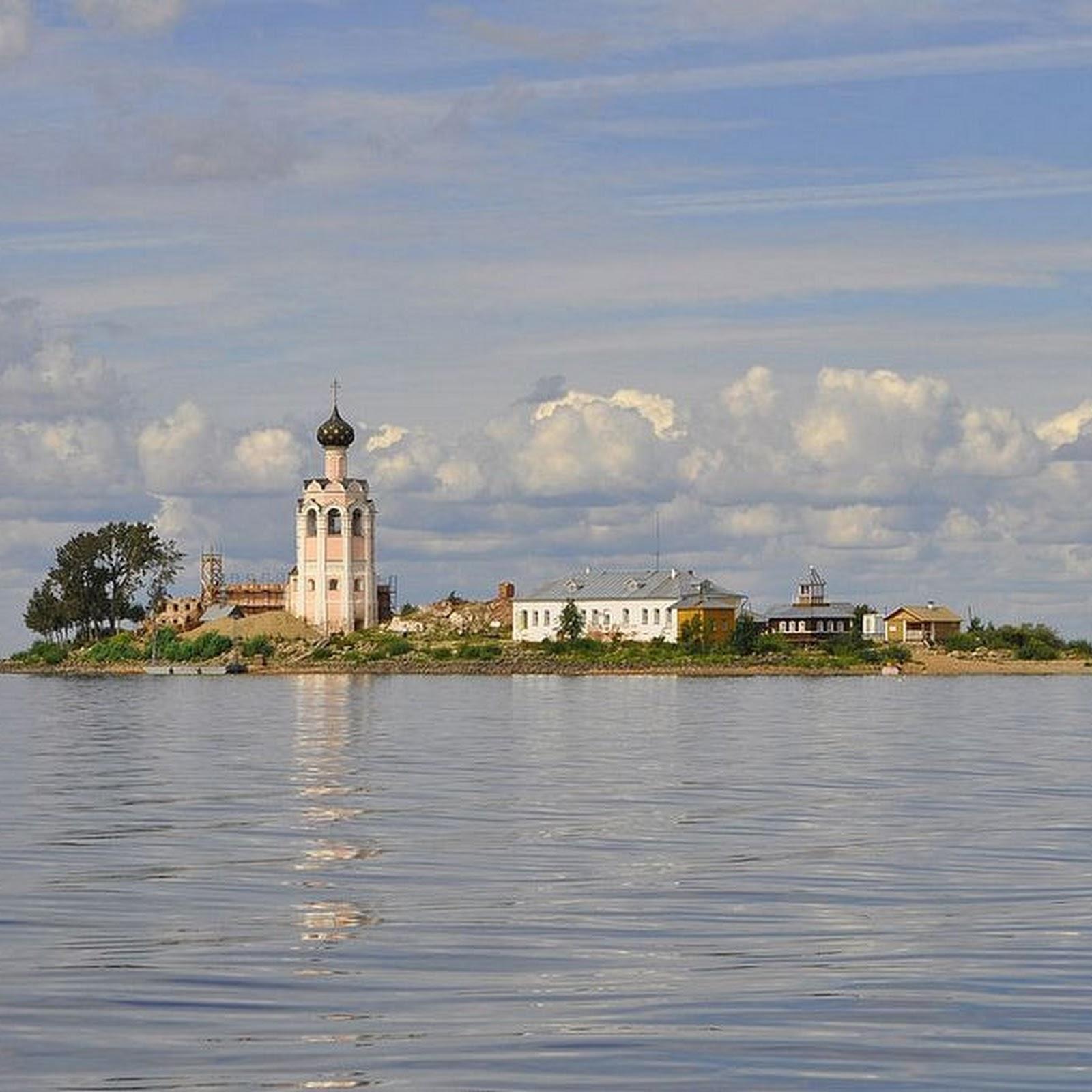 Spaso-Kamenny Monastery