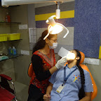Dental Checkup of IGCSE I ,As level, A level at WIS Pawan Baug (Secondary Section)