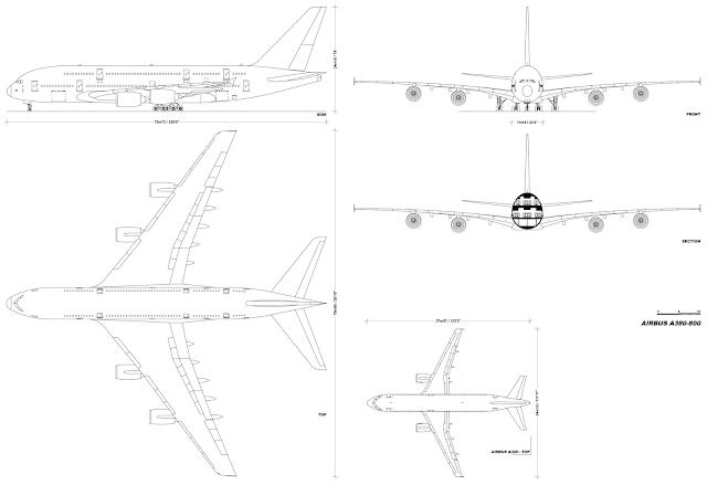 A380 Plans