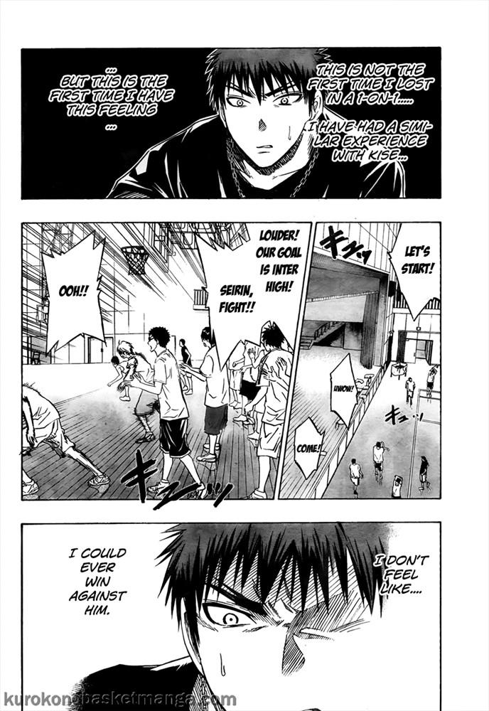 Kuroko no Basket Manga Chapter 40 - Image 02