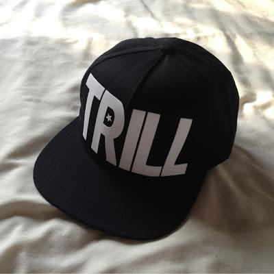 Trill 4 'Trill' Snapback