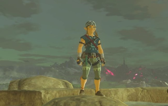 Zelda: Breath of the Wild ? Fundort der Kletterrüstung (Climbing Armor Set Guide)