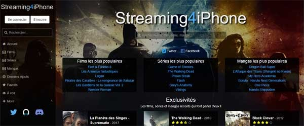 UN STREAMING4IPHONE SUR TÉLÉCHARGER FILM