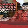 Pesan Ketua DPRD DIY Nuryadi Di Hari Pers Nasional