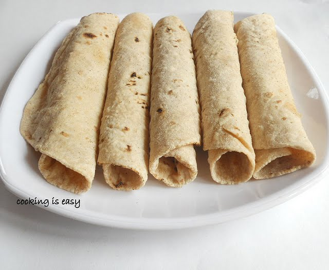 Easy phulka recipes